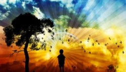 Seeing the Richness of God's Blessings Through the Eyes of Childlike Faith